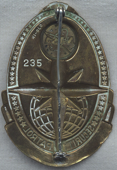 NASA Security Police Badge (page 3) - Pics about space