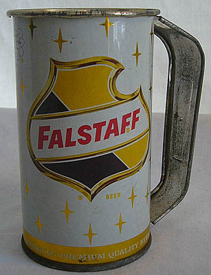 Flying Tiger Antiques Online Store: 1950's Falstaff Beer ...