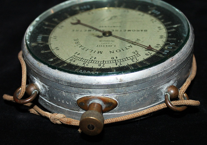 flying tiger antiques online store gorgeous early wwi french aircraft altimeter by l hatot of. Black Bedroom Furniture Sets. Home Design Ideas