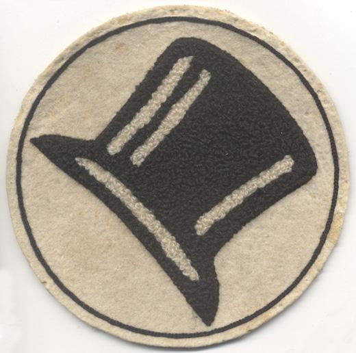 814th bomb squadron patch