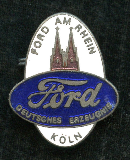 Ford cologne plant address for Bayer ford motor company