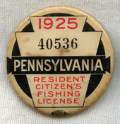 Flying tiger antiques online store firearms knives for Indiana non resident fishing license