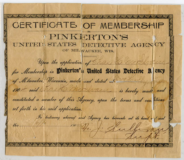a history of the pinkerton national detective agency in the american old west