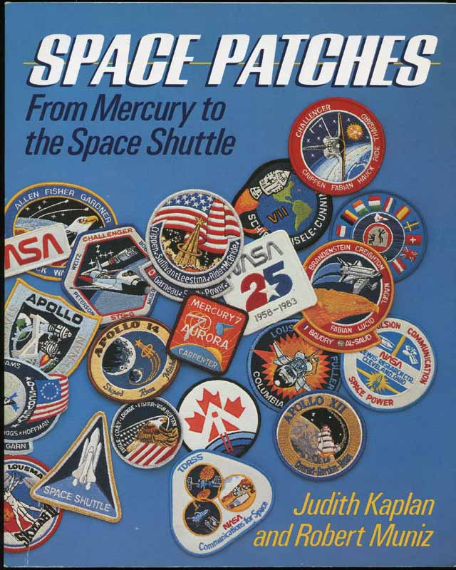 "Flying Tiger Antiques Online Store: 1986 ""Space Patches ..."