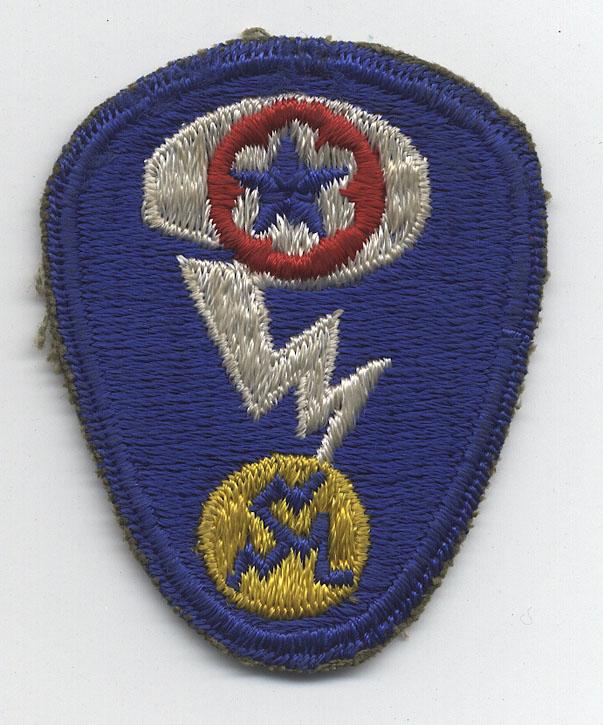 120 us army manhattan project patch | ebay.