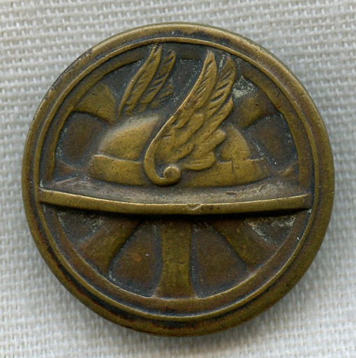 WWI- US Metal Insignia - Bay State Militaria - For Sale