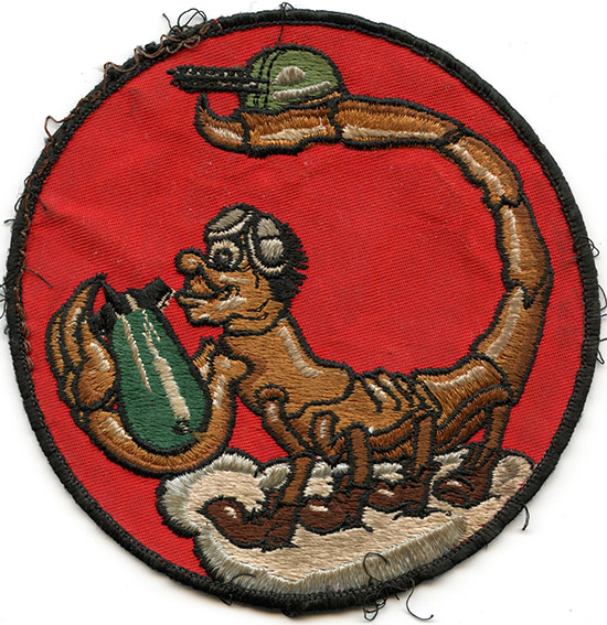 Rare WWII 834th B S  486th B G  8th AF USAAF Jacket Patch D-Day Unit