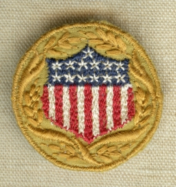 7ddd03680e7b8 Extremely Rare WWI US Food Administration Uniform or Cap Patch