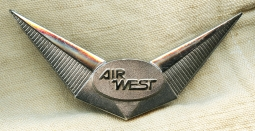 Miscellaneous US Airlines Wings & Uniform Badges: Flying Tiger