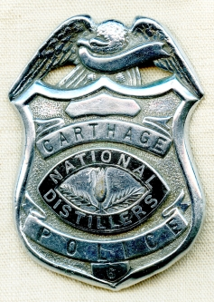 Police & Law Enforcement Badges: Flying Tiger Antiques Online Store