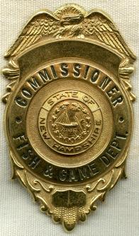 Police & Law Enforcement Badges: Flying Tiger Antiques