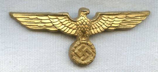 Rare Nazi Army General Hat Eagle: Flying Tiger Antiques Online Store
