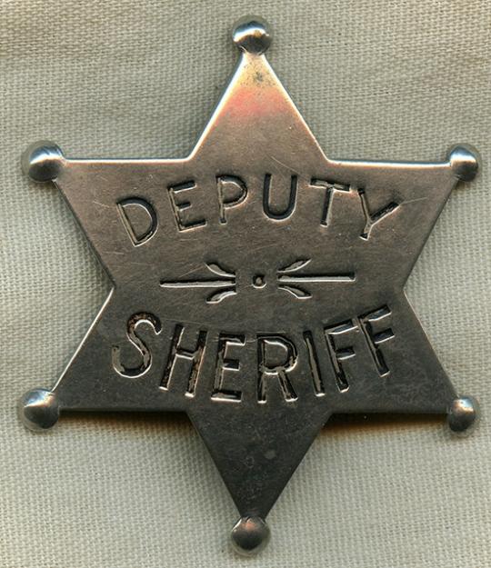 PT badge decoration